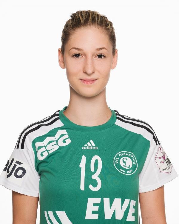 Jane Martens - VfL Oldenburg 2017/18