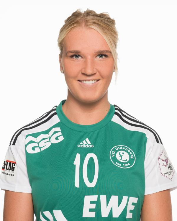 Simone Spur Petersen - VfL Oldenburg 2017/18