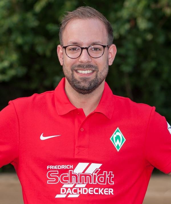Co-Trainer Dominic Buttig - SV Werder Bremen 2017/18