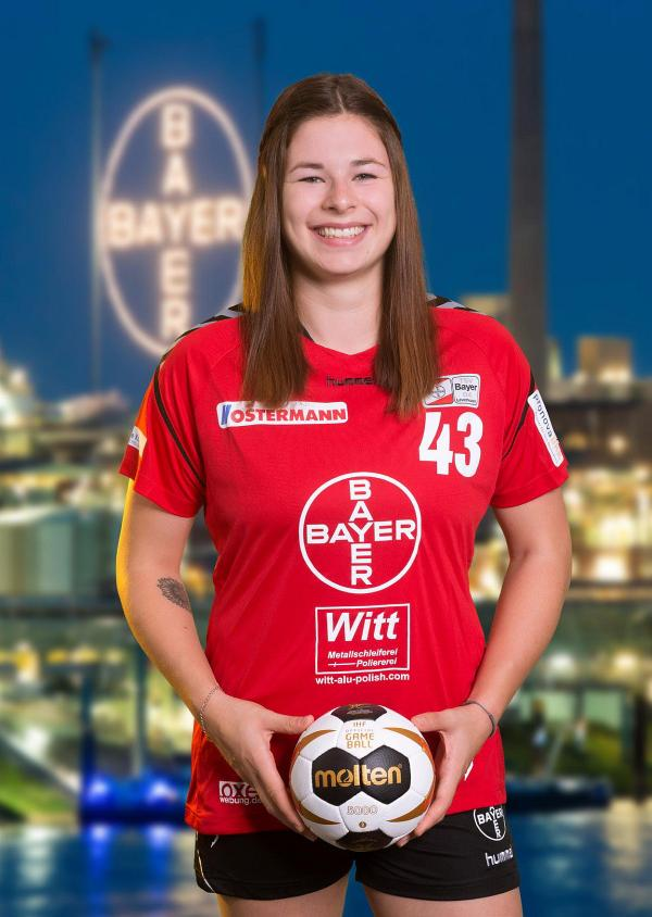Jennifer Rode - TSV Bayer 04 Leverkusen 2017/18
