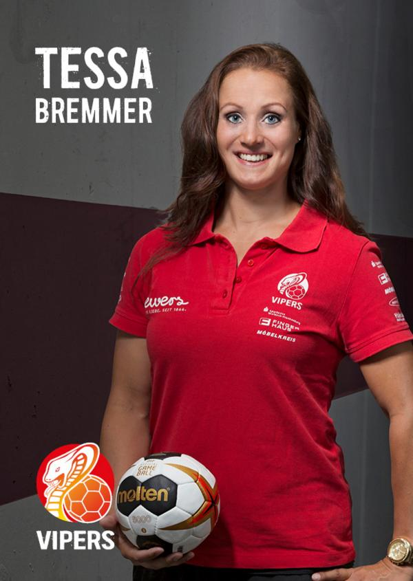 Tessa Bremmer - HSG Bad Wildungen Vipers 2017/18
