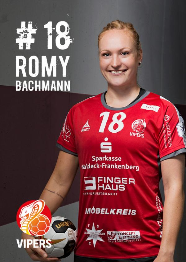 Romy Bachmann - HSG Bad Wildungen Vipers 2017/18
