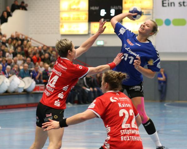 wie lange geht ein handballspiel