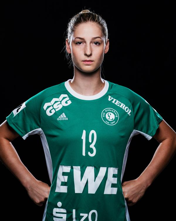 Jane Martens - VfL Oldenburg 2018/19