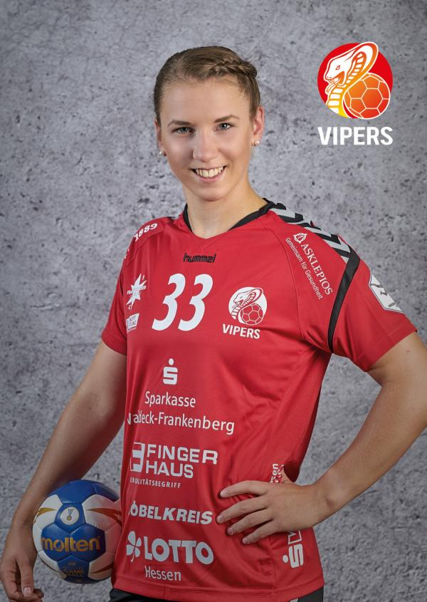 Anna Maria Spielvogel - HSG Bad Wildungen Vipers 2018/19