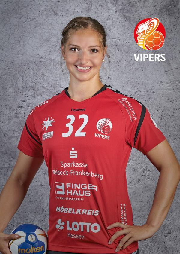 Marieke Blase - HSG Bad Wildungen Vipers 2018/19