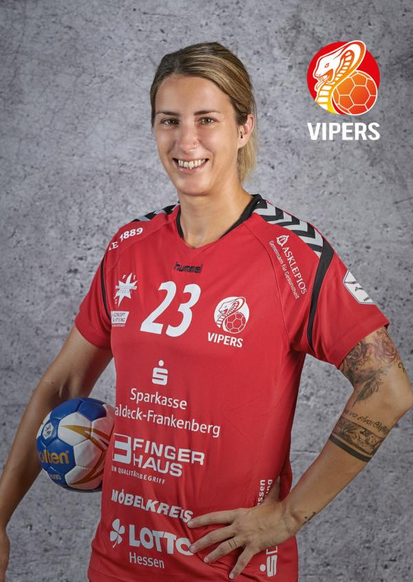 Laura Vasilescu - HSG Bad Wildungen Vipers 2018/19