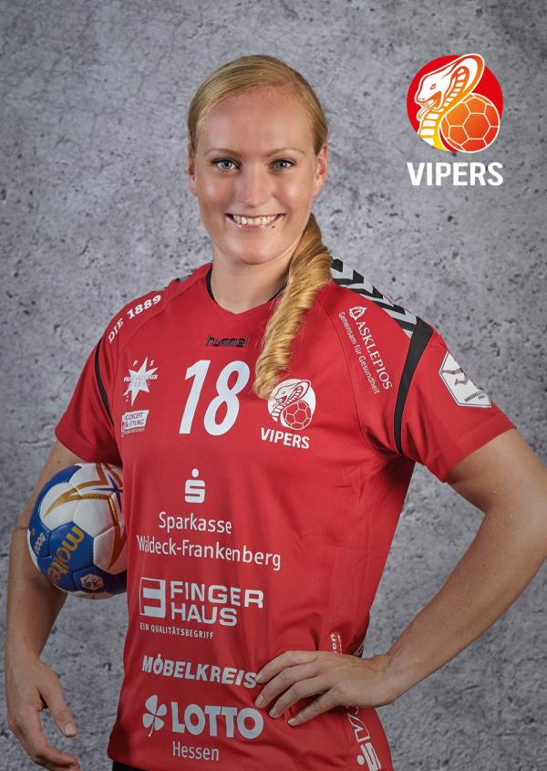 Romy Bachmann-Morf - HSG Bad Wildungen Vipers 2018/19