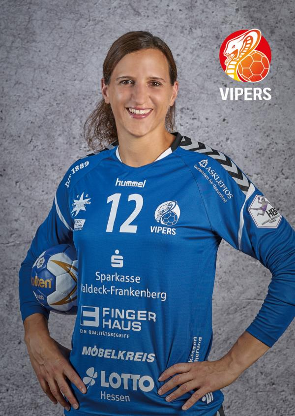 Manuela Brütsch - HSG Bad Wildungen Vipers 2018/19