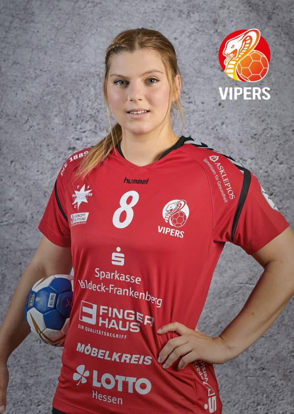 Anna Frankova - HSG Bad Wildungen Vipers 2018/19