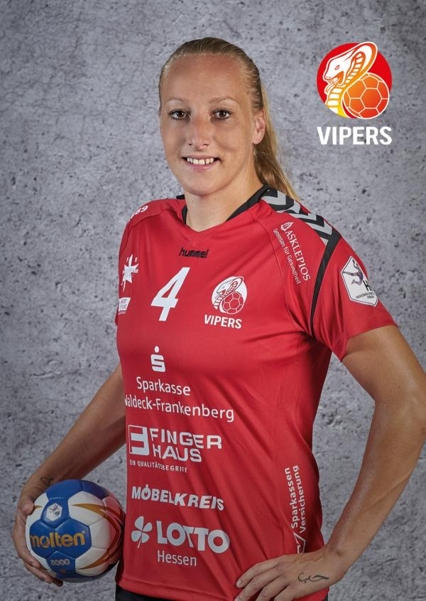 Sabine Heusdens - HSG Bad Wildungen Vipers 2018/19