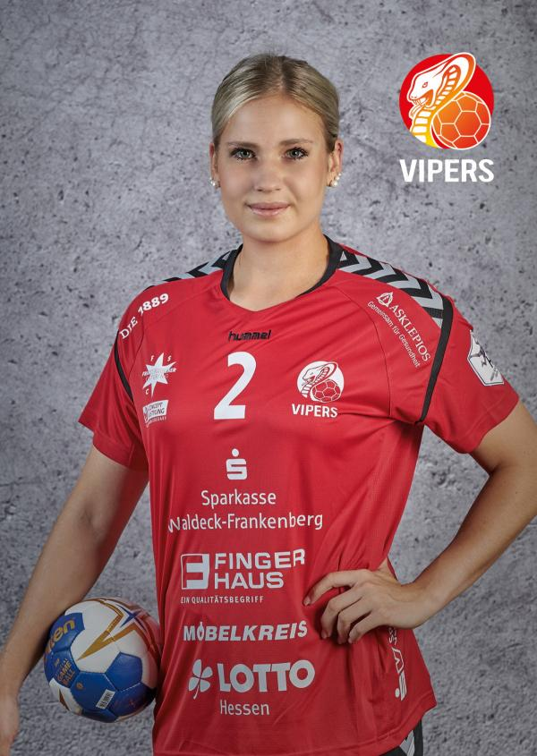 Annika Ingenpaß - HSG Bad Wildungen Vipers 2018/19