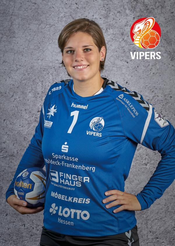 Anne Bocka - HSG Bad Wildungen Vipers 2018/19
