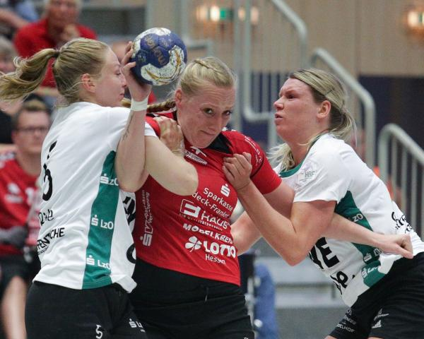 Sabine Heusdens - HSG Bad Wildungen Vipers WIL-OLD OLD-WIL