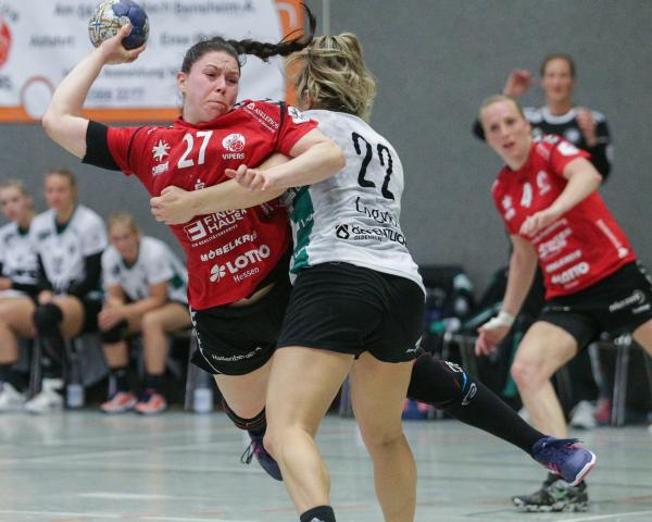 Sina Ritter - HSG Bad Wildungen Vipers WIL-OLD OLD-WIL