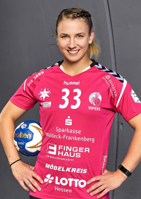 Anna Maria Spielvogel - HSG Bad Wildungen Vipers 2019/20