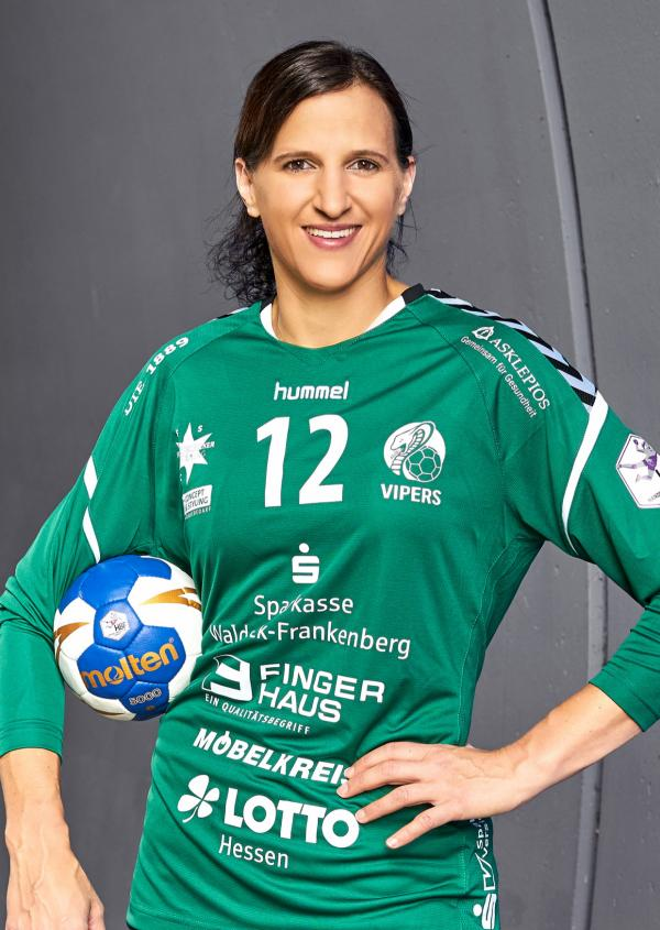 Manuela Brütsch - HSG Bad Wildungen Vipers 2019/20