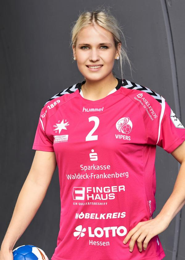 Annika Ingenpaß - HSG Bad Wildungen Vipers 2019/20