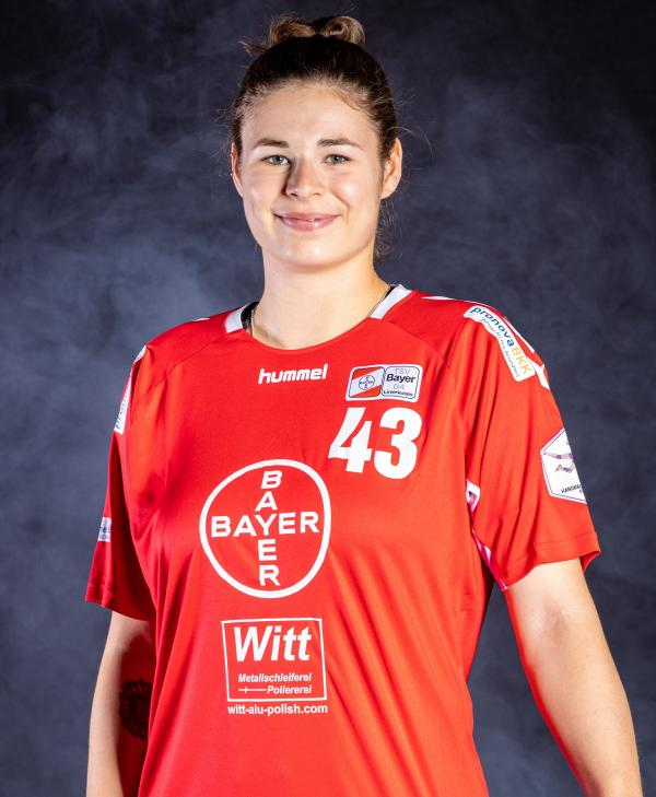 Jennifer Rode - TSV Bayer 04 Leverkusen 2019/20