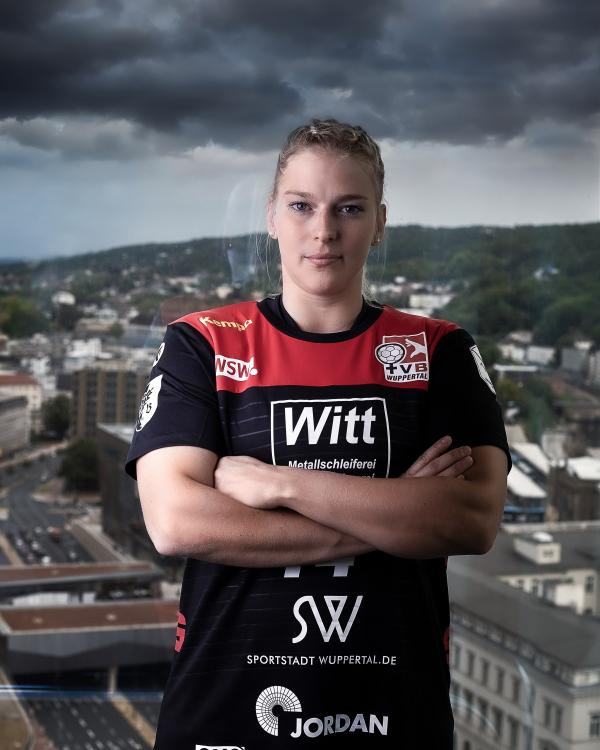 Michelle Stefes - TVB Wuppertal 2019/20
