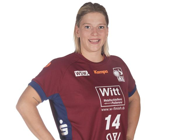 Michelle Stefes - TVB Wuppertal