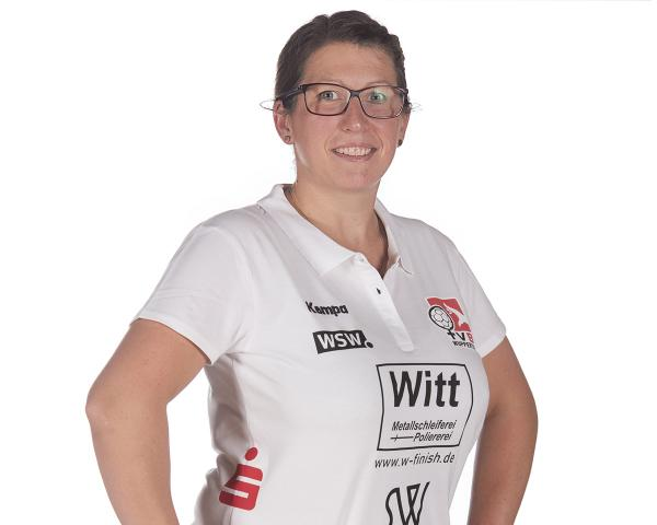 Sabine Nückel - Co-Trainerin - TVB Wuppertal