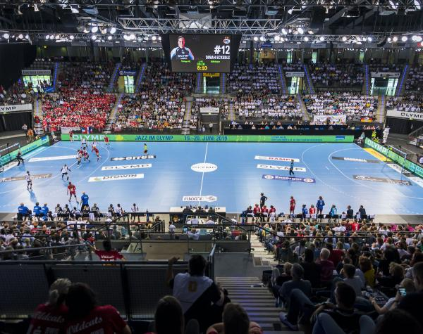 OLYMP Final4: Live im Free-TV bei SPORT1